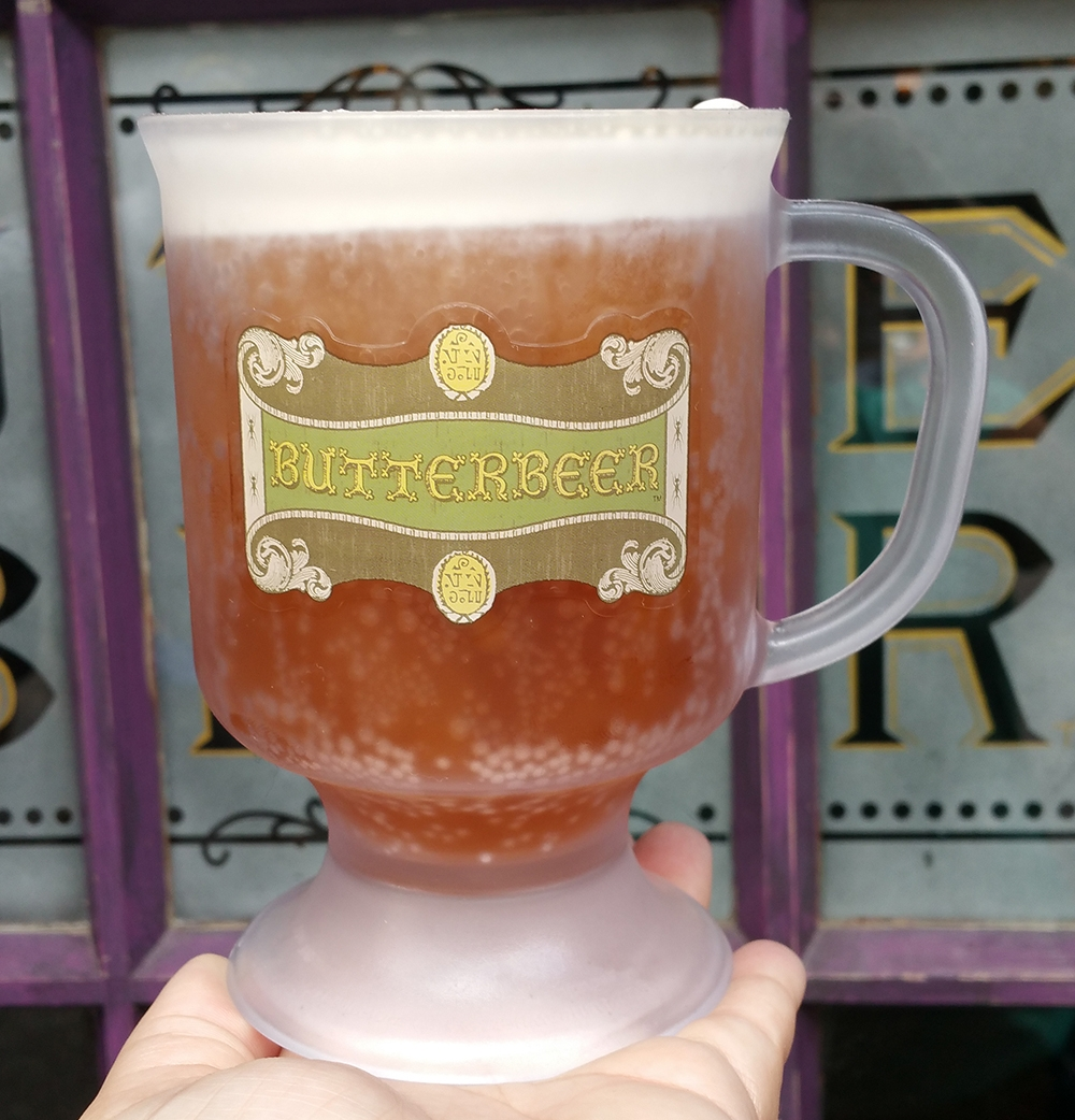 Wizarding World of Harry Potter Universal Studios Butterbeer Mug – Fountain