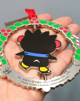Hello Kitty Universal Studios Ornament Badtz Maru Penguin