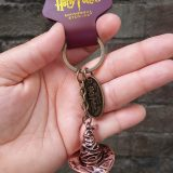 Wizarding World of Harry Potter Key Chain Hogwarts Sorting Hat