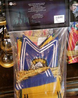 Wizarding World of Harry Potter Hogwarts House Crest Banner Tree Garland 12FT