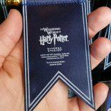 Wizarding World of Harry Potter Ornament Ravenclaw Crest Blue Banner