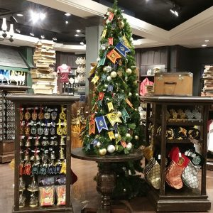 Wizarding World of Harry Potter Holiday Christmas Tree Decorations & Ornaments