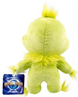 "Dr Seuss The Grinch Universal Studios 10"" Plush Green Cute Cutie"
