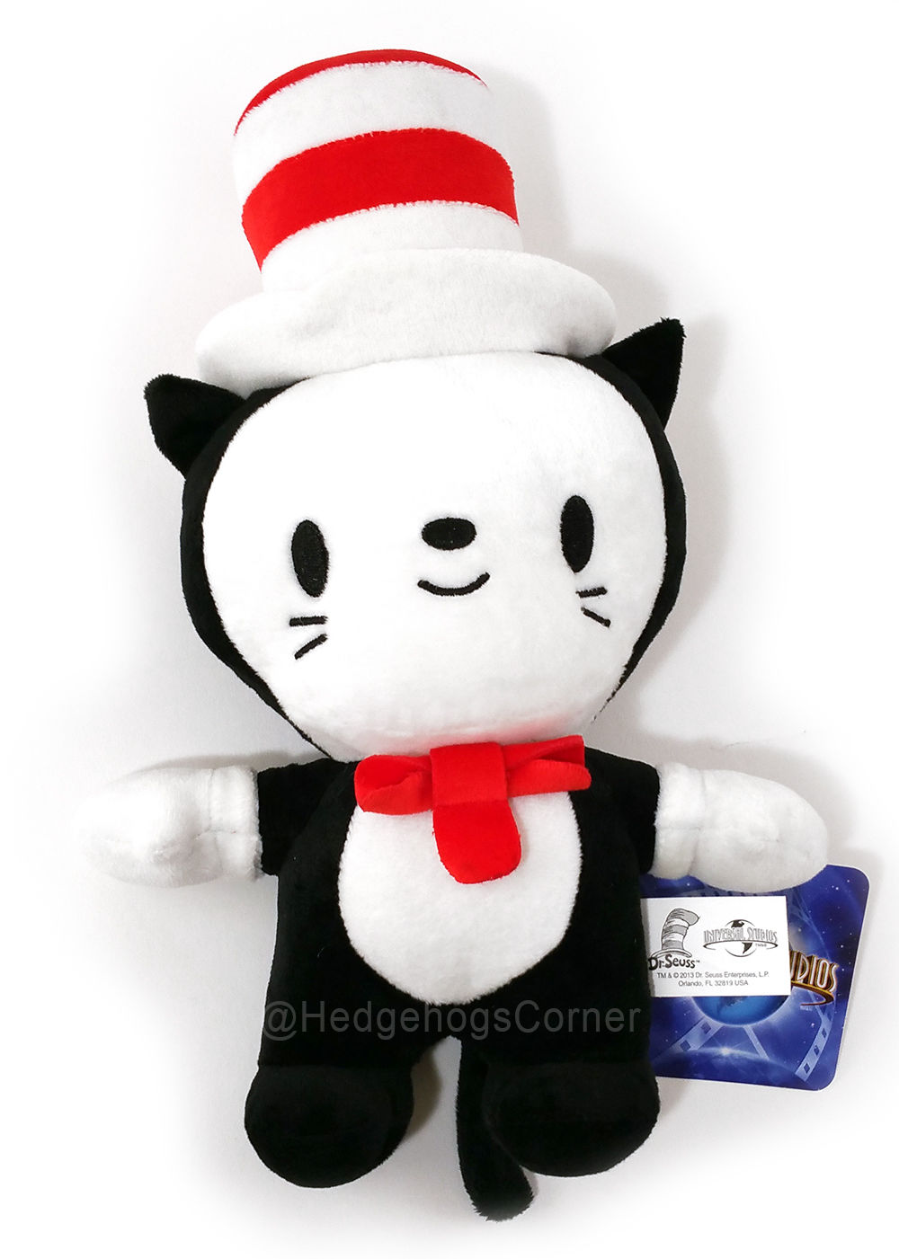 Dr Suess Cat In The Hat Universal Studios 10 Plush Cutie Cute Baby