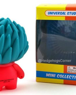 "Dr Seuss Cat in the Hat Universal Studios Uni-Minis 3.5"" Figure - Thing 2"