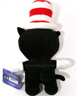 "Dr. Suess Cat in the Hat Universal Studios 10"" Plush Cutie Cute Baby Cat"