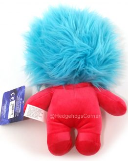 """Dr. Suess Cat in the Hat Universal Studios 10"""" Plush Cutie Cute Baby Thing"""