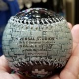 The Fast and the Furious Universal Studios Kids Toy Baseball