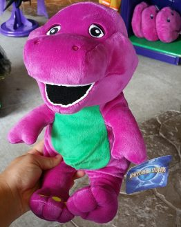 Barney the Purple Dinosaur Universal Studios - Large Plush