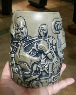 Terminator 2 T2-3D the Ride Universal Studios - Endoskeleton Mug