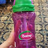 Barney Universal Studios - Kids/Toddler Sippy Cup with Retractable Straw