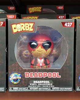 Funko Dorbz Universal Studios Exclusive Product - Marvel Deadpool Figure