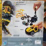 Transformers Universal Studios Modarri Toy Car – Bumblebee Deluxe Car Set