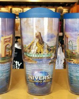 Universal Studios Tervis Tumbler 24oz Mug with Lid - Universal Orlando Resort