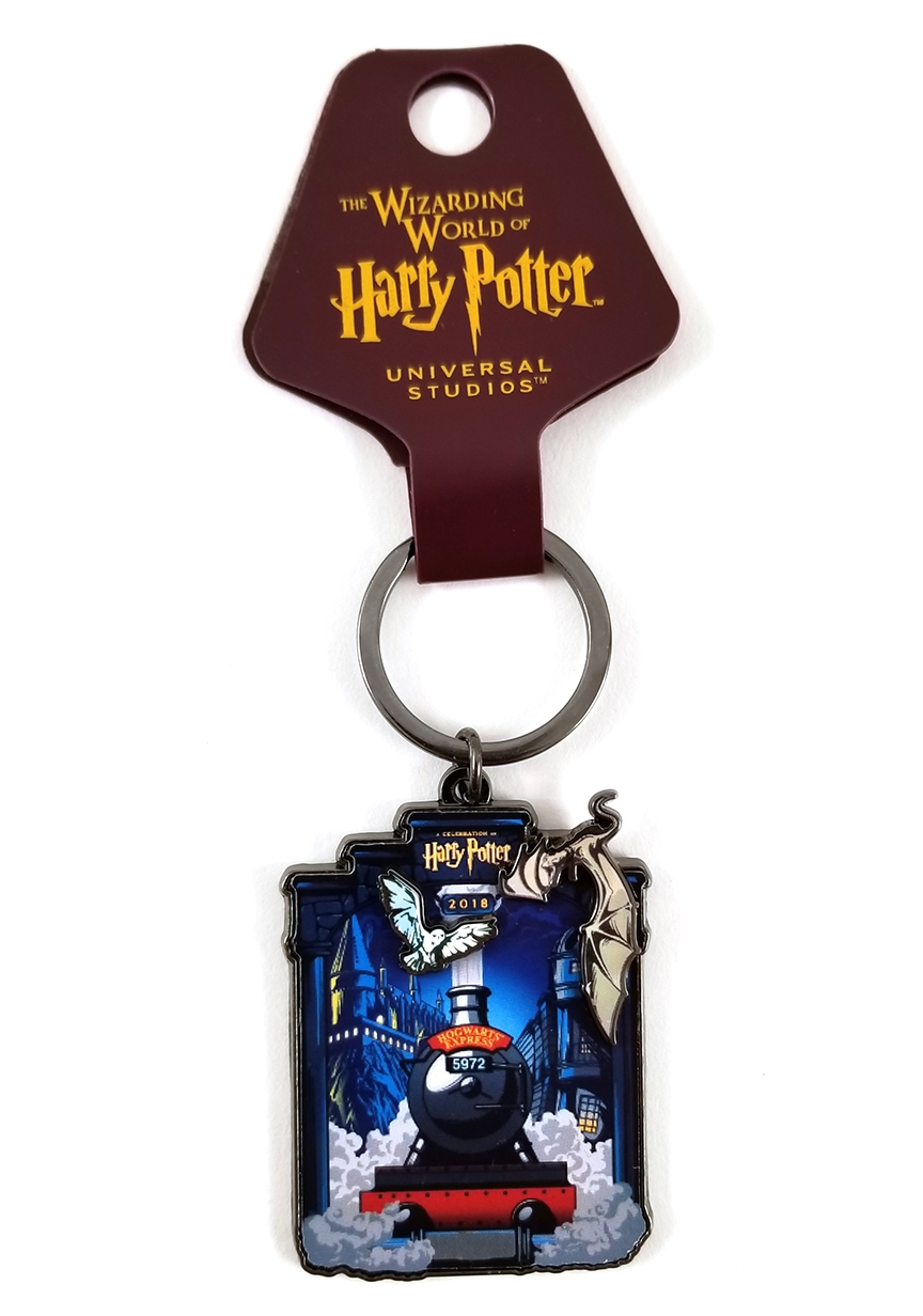 A Celebration of Harry Potter 2018 Universal Studios – Keychain Keyring