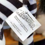 Dreamworks Madagascar Universal Studios Plush - Marty Zebra