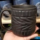 Fast and Furious Supercharged Universal Studios Coffee Mug - Toretto's Street Racing Tire