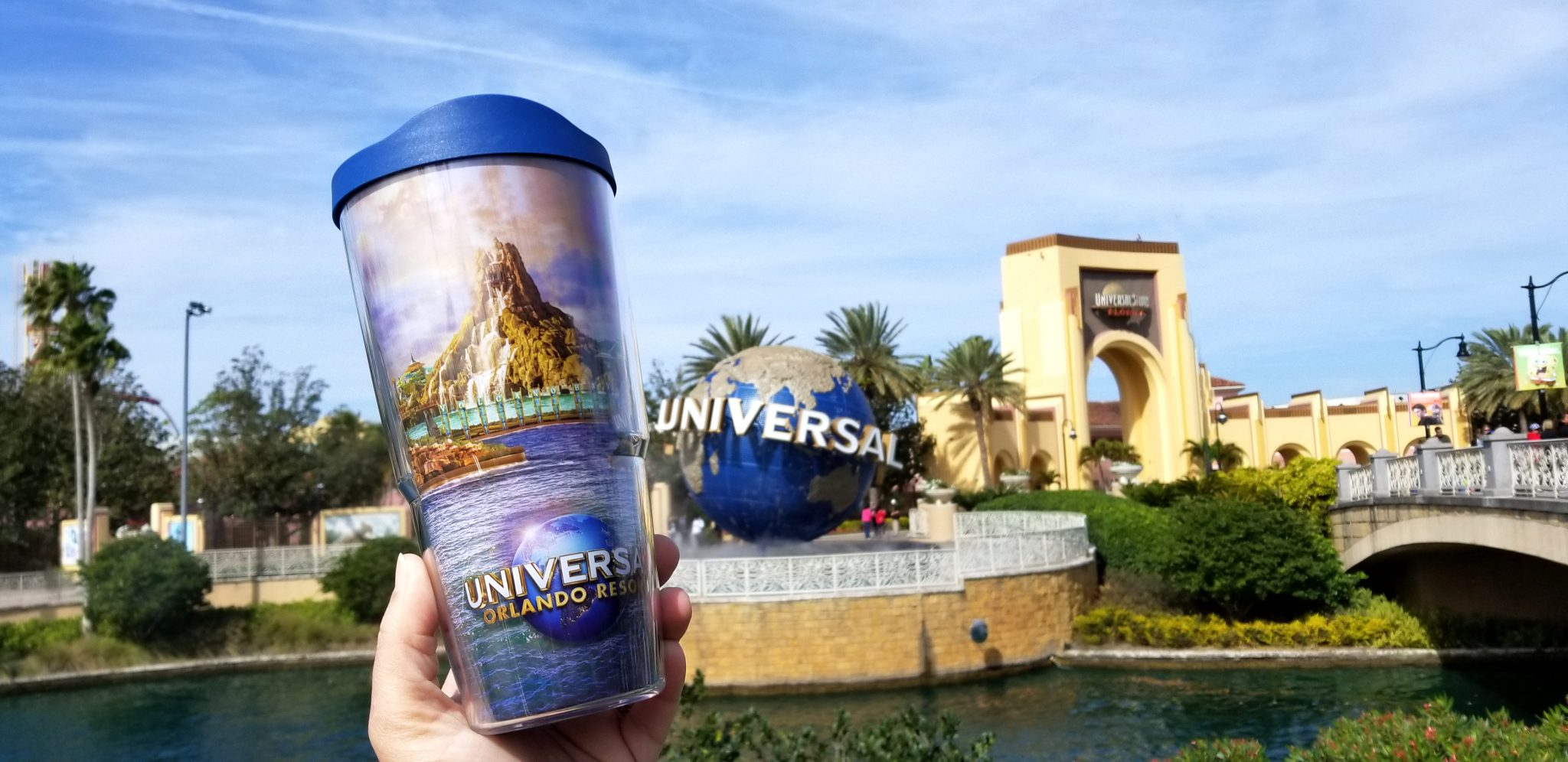 New 2018 Tervis for Universal Orlando Resort - Exclusive Merchandise from the Universal Studios Theme Park in Orlando Florida
