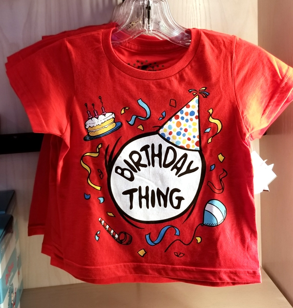 Dr Seuss Cat in the Hat Universal Studios Toddler Shirt – Birthday Thing