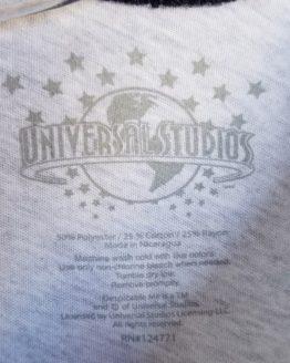 Despicable Me Universal Studios Men's Shirt Minions – Lazy Raglan