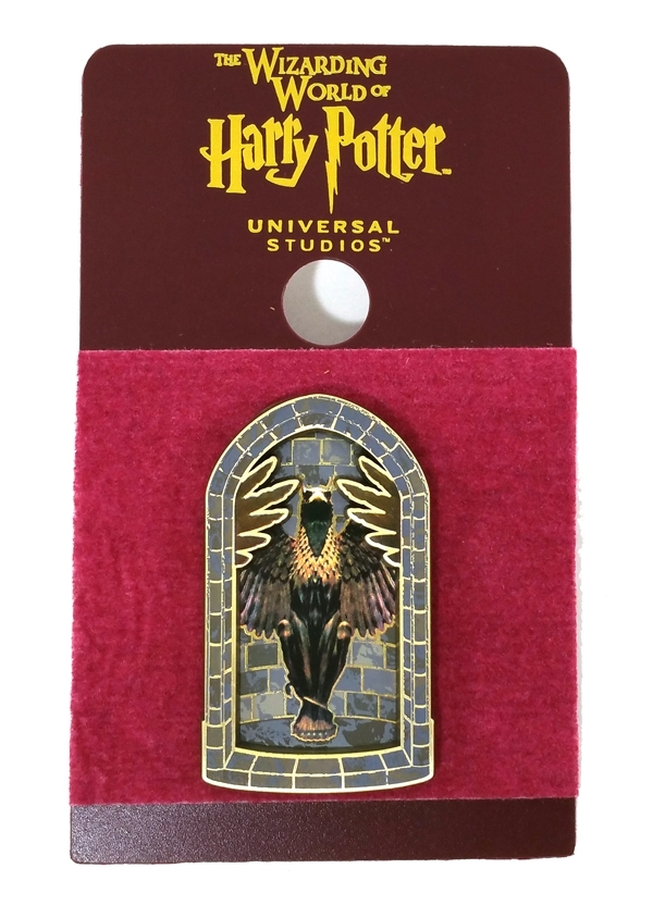 Wizarding World of Harry Potter Trading Pin Griffin Stairwell Dumbledore Office