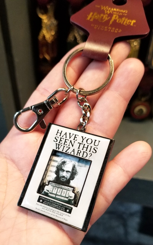 Wizarding World of Harry Potter Universal Studios Key Chain – Have You Seen This Wizard