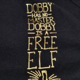 Wizarding World of Harry Potter Universal Studios Ladies Shirt - Dobby Free the House Elves
