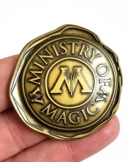 Wizarding World of Harry Potter Trading Pin Ministry of Magic Seal Impression