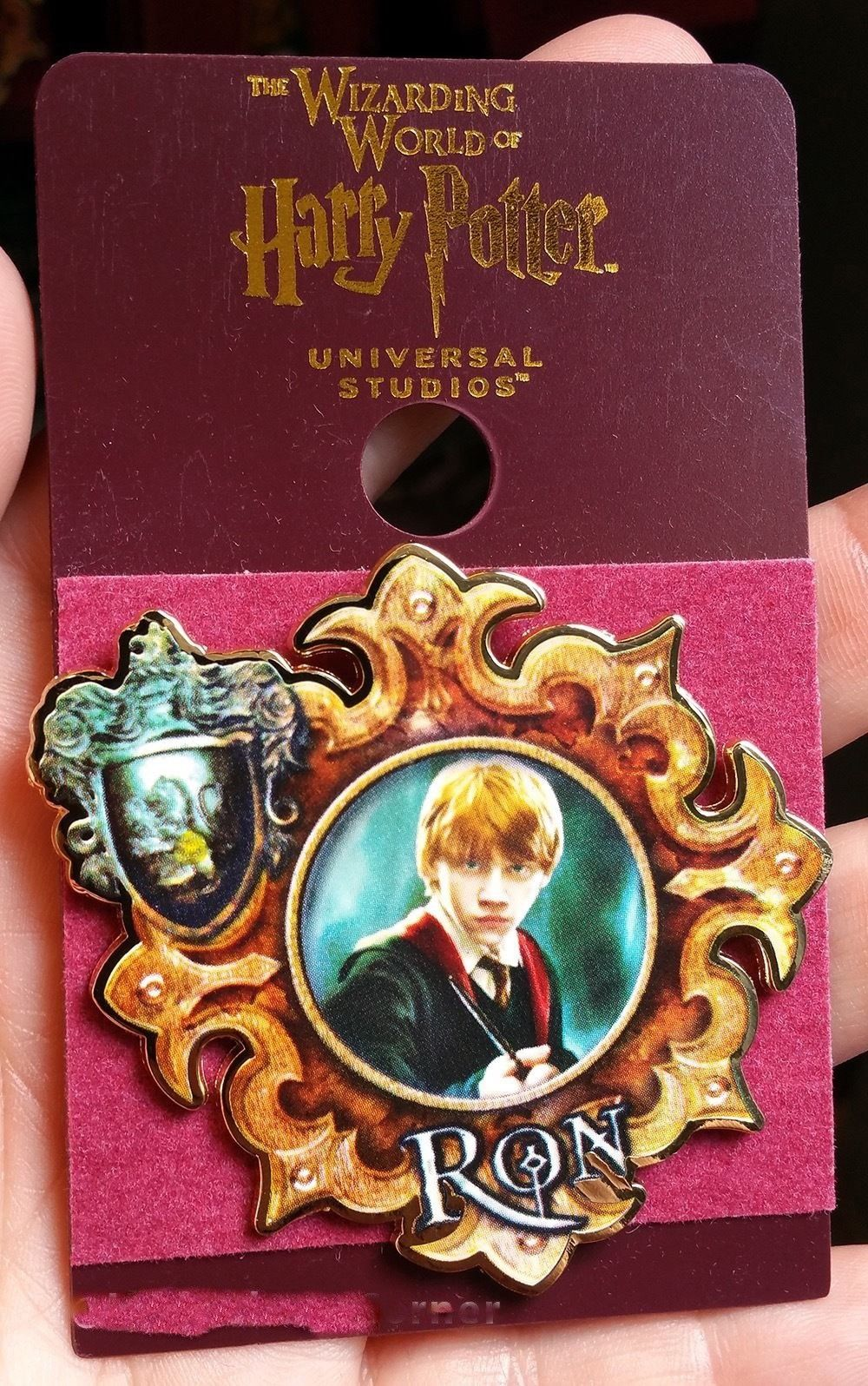 Wizarding World of Harry Potter Trading Pin Harry Potter Gryffindor
