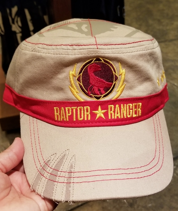 dbe6b4e6c Jurassic World Universal Studios Distressed Military Army Hat - Raptor  Ranger