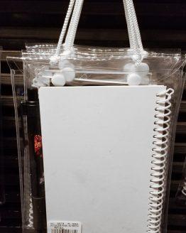 Jurassic World Universal Studios Fallen Kingdom Small Spiral Notebook w/ Pen Set
