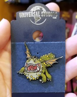 How to Train Your Dragon Universal Studios Trading Pin Gronckle Meatlug