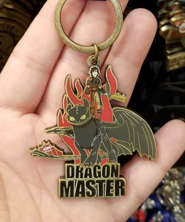 How to train your dragon universal studios key chain dragon master how to train your dragon universal studios key chain dragon master toothless ccuart Gallery