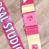 Despicable ME Universal Studios Lanyard Pink I Believe in Unicorns
