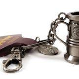 Wizarding World of Harry Potter Universal Studios Key Chain Butterbeer Stein Mug Charm
