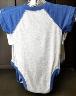 Jurassic World JW2 Universal Studios Infant Baby BodySuit - Raptor Trainer in Training