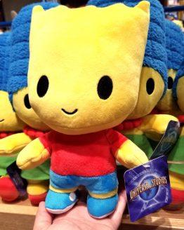 "The Simpsons Universal Studios Parks Plush Baby Cute Cutie - Bart 9"""