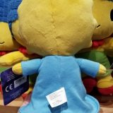 The Simpsons Universal Studios Parks Plush Baby Cute Cutie - Maggie 9""