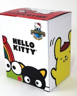 Hello Kitty Sanrio Universal Studios Parks Vinyl Figure 3D Movie Glasses Popcorn
