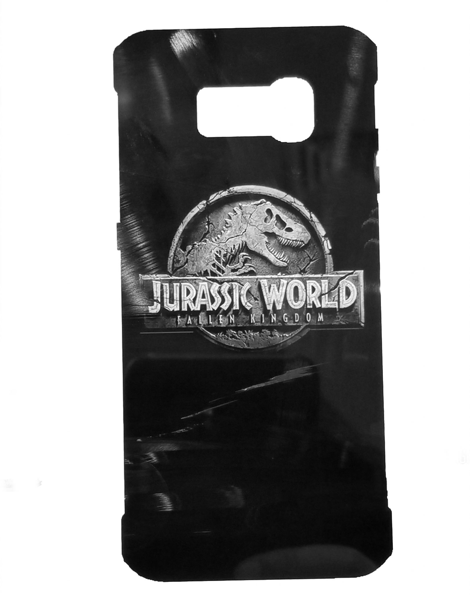 Jurassic World Jw2 Universal Studios Parks Cell Phone Cover Samsung S8 Fallen Kingdom Logo