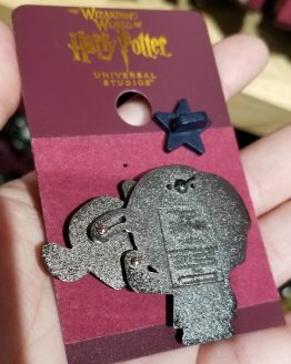 Wizarding World of Harry Potter Universal Studios Parks Trading Pin - Harry w/ Hedwig Owl Pottermore
