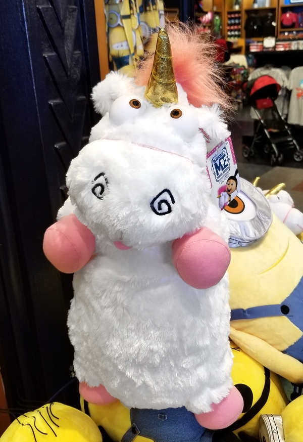 Despicable Me Universal Studios Parks Authentic Plush Xlarge 26 Agnes Unicorn It S So Fluffy