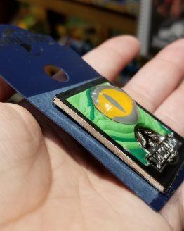 Jurassic World Universal Studios Parks Trading Pin - Green Dinosaur Eye