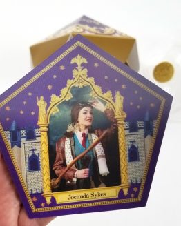 Wizarding World of Harry Potter Universal Studios Parks Chocolate Frog Card Jocunda Sykes