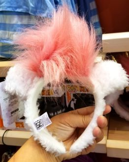 Despicable ME Universal Studios Parks Authentic It's So Fluffy Unicorn Costume Ears Headband
