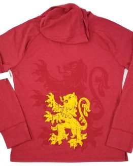 Wizarding World of Harry Potter Universal Studios Parks Ladies Gryffindor Pullover Long Sleeve Shirt