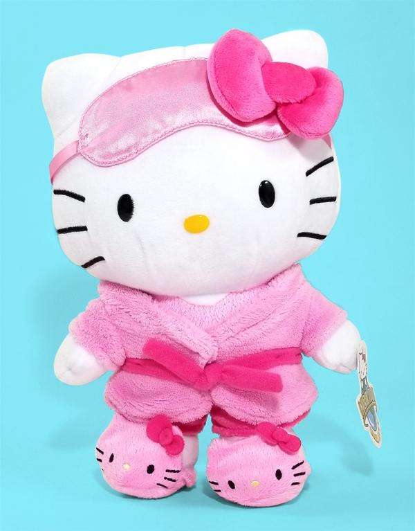 Hello Kitty Sanrio Universal Studios Parks Plush – Pink Pajamas Bedtime