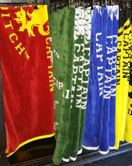 Wizarding World of Harry Potter Universal Studios Parks Quidditch 30x60 Cotton Beach Towel Slytherin