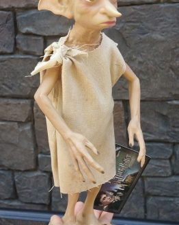 Wizarding World of Harry Potter Dobby Free Elf Plastic Doll Figure 13""