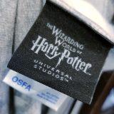 Wizarding World of Harry Potter Universal Studios Parks Hogwarts Alumni Drawstring Bag